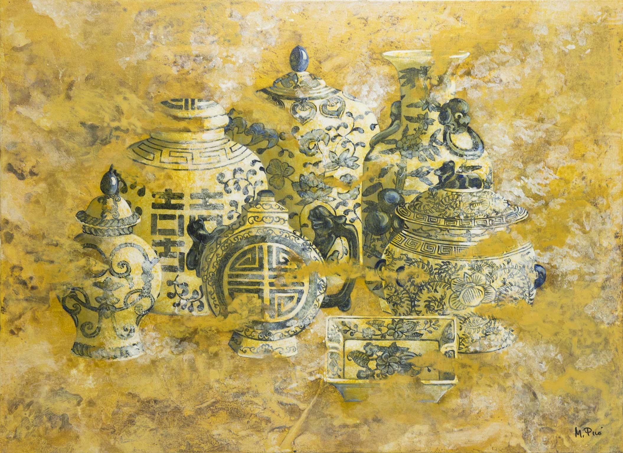 Serie Porcelana China - Manuela Picó Image