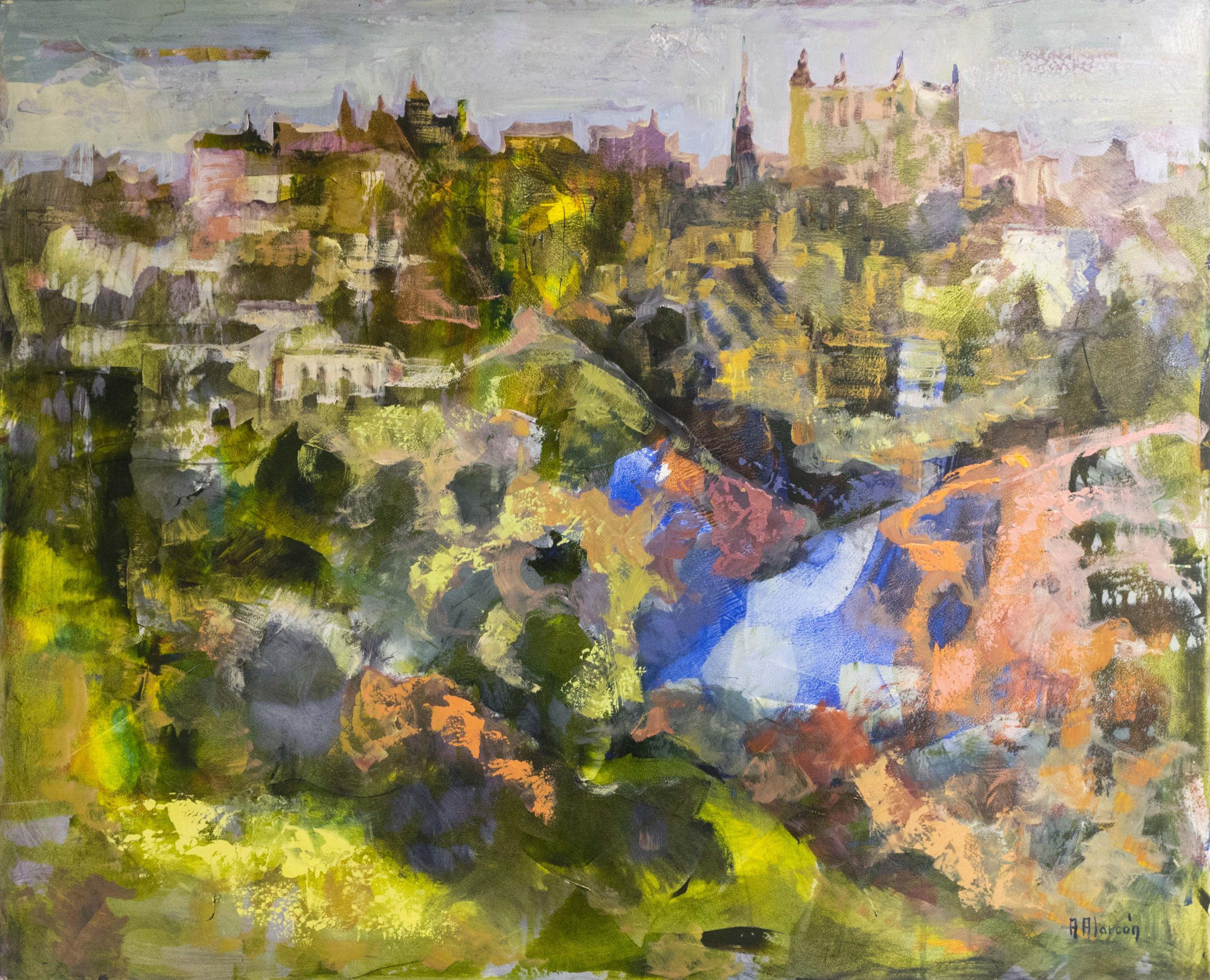 Perfil de Toledo - María Aracely Alarcón Image