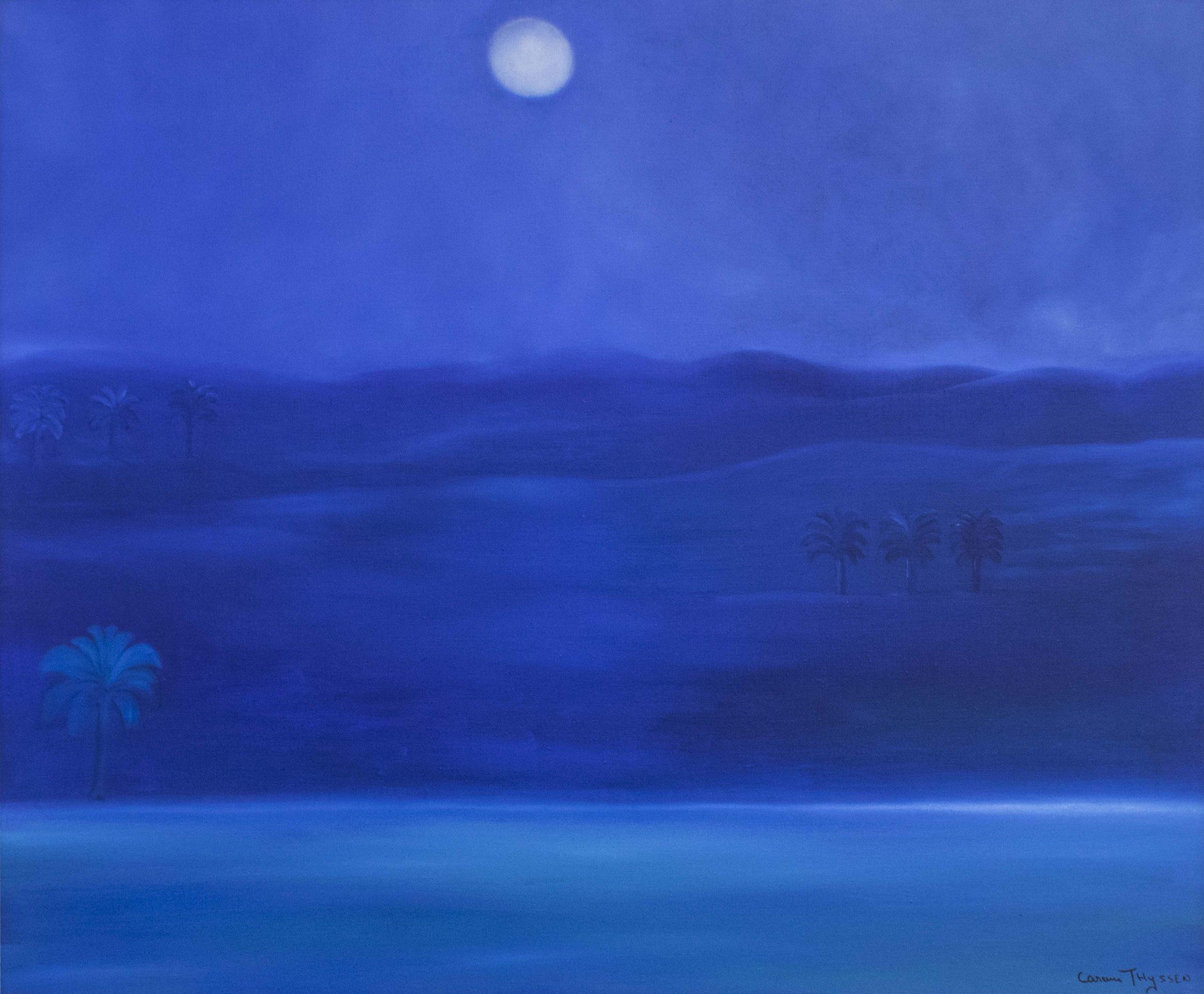 Luna, 2004 - Carmen Thyssen Bornemisza Image