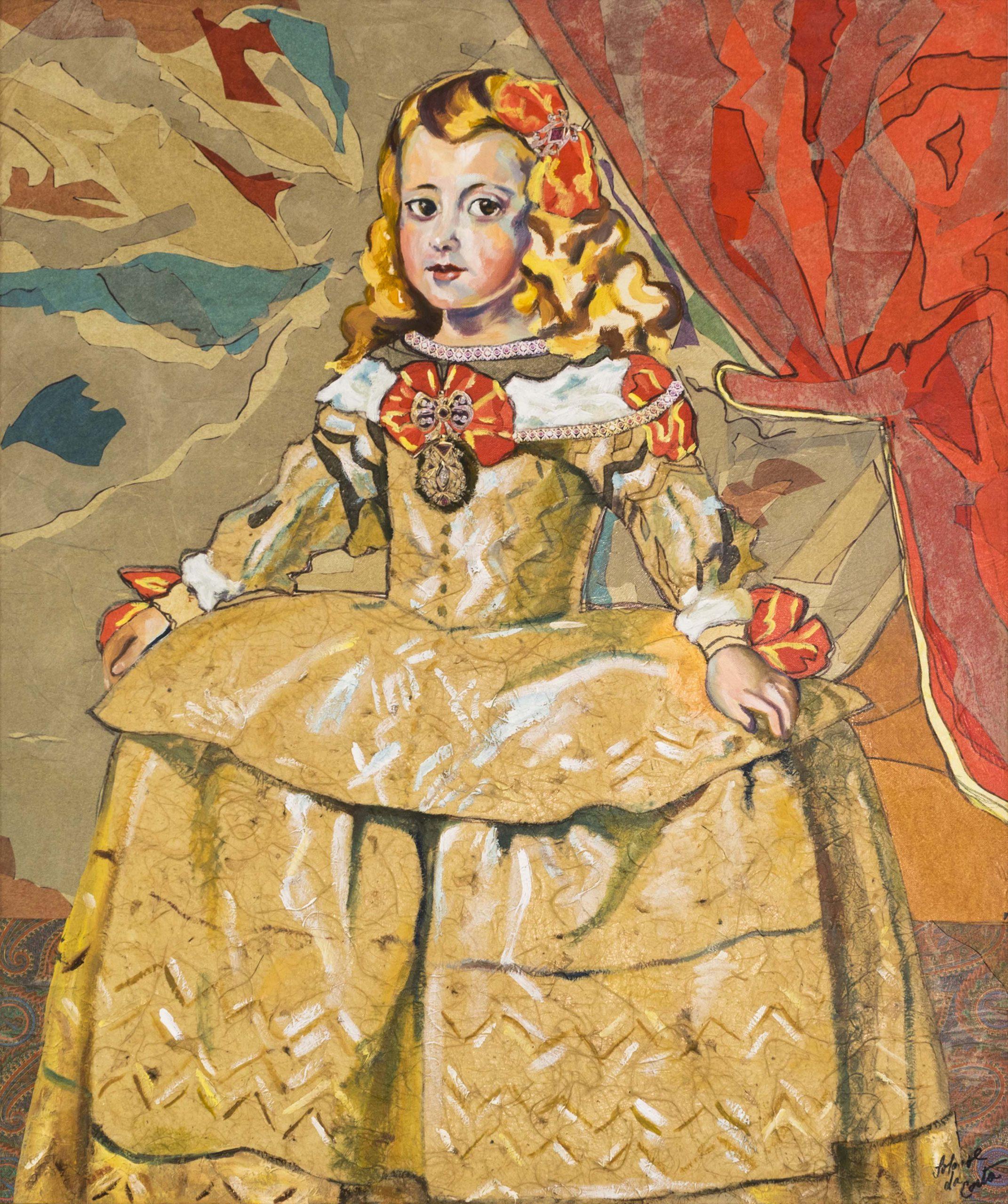 Infanta Margarita, 1656 - Solange Da Costa Image